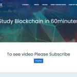 Blockchain را در 60 دقیقه مطالعه کنید: دوره جدید آنلاین که توسط Blockdegree راه اندازی شده است